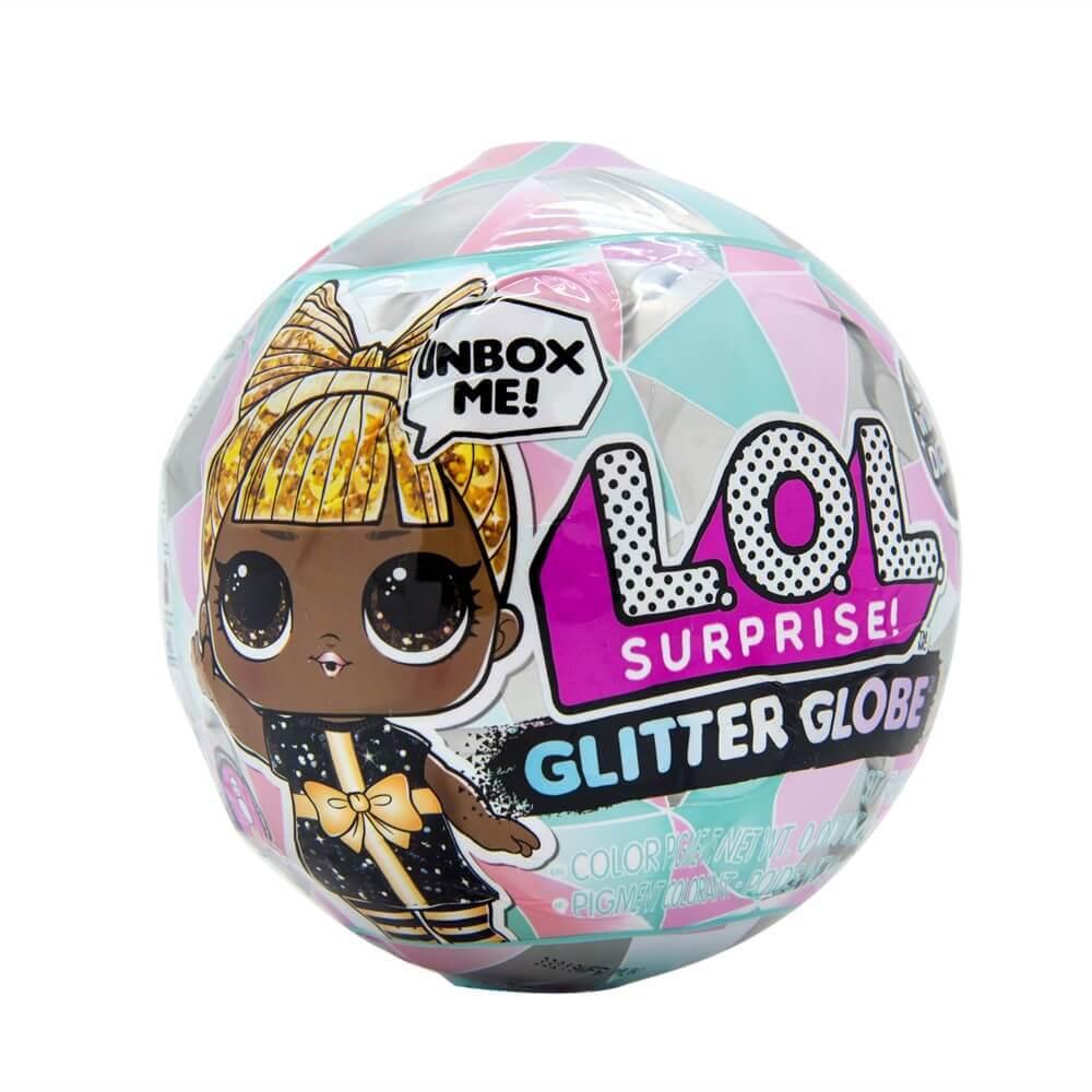 Кукла LOL Surprise GLITTER GLOBE Winter Disco (Блестящая кукла Глиттер - Зимнее диско)